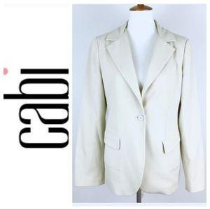 CABI Single Button BLAZER Jacket